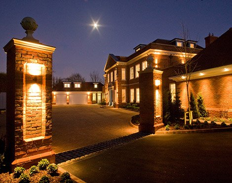 Surrey-garden-designers-lighting-Hampshire