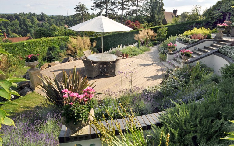 Surrey-garden-designer-Guildford-contemporary-gardens