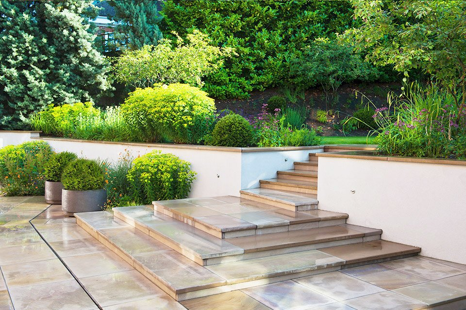 Garden Designers Hampshire Design Fascinating Cobham Surrey Town Garden Design Inspiration