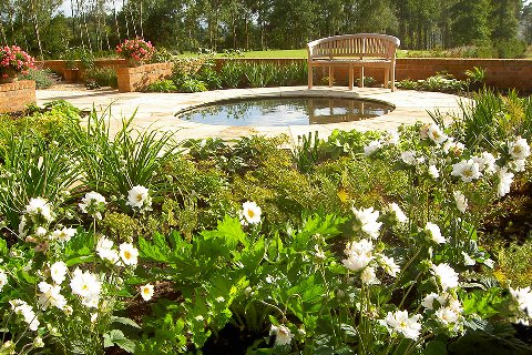 Surrey-garden-designer-landscape-design-Guildford-country-gardens